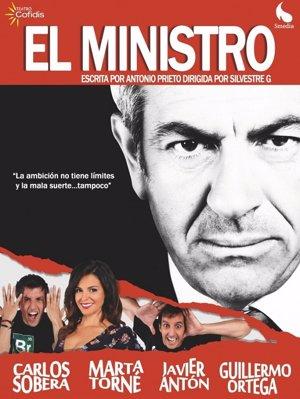 Sorteamos 5 entradas dobles para ver El Ministro en Madrid