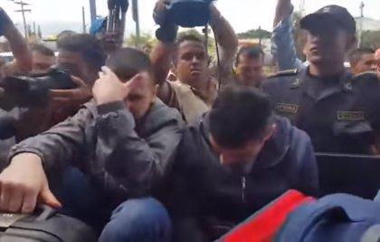 Honduras juzgará a los 5 sirios detenidos con pasaportes griegos