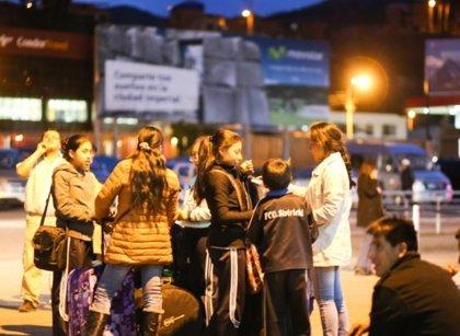 Dos terremotos de magnitud 7,6 sacuden la zona este de Perú
