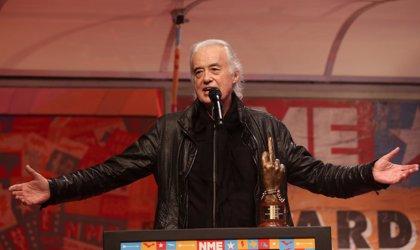 Jimmy Page prepara un disco en solitario para 2016