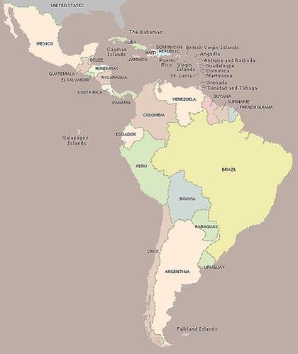 ¿Como es la nueva geopolítica latinoamericana?