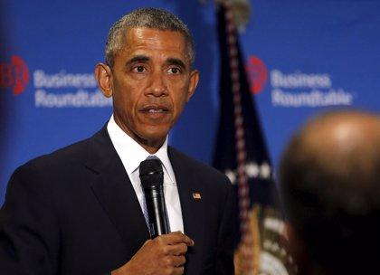 Obama llama a la calma de cara a Acción de Gracias