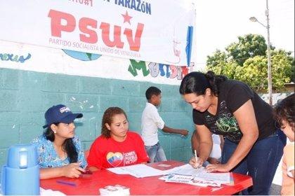 Asesinan a una activista durante el simulacro de votación del PSUV