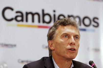 Macri da a conocer a los miembros de su futuro Gobierno