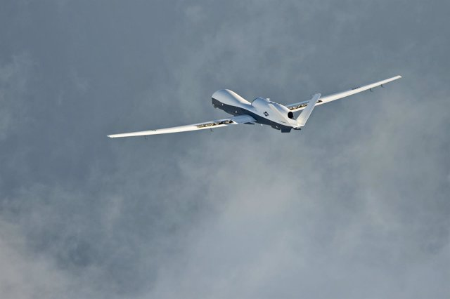 Drone estadounidense