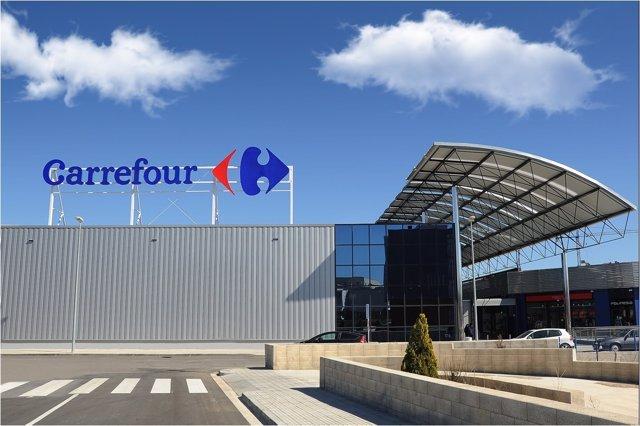Hipermercado Carrefour en Amposta