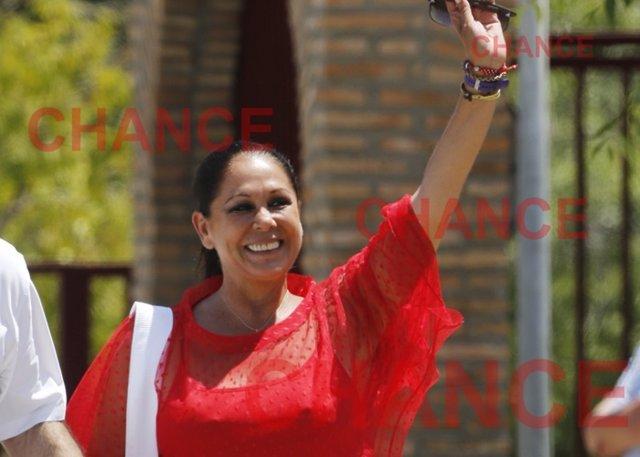 Isabel Pantoja, la Fiscalía apoya su tercer grado