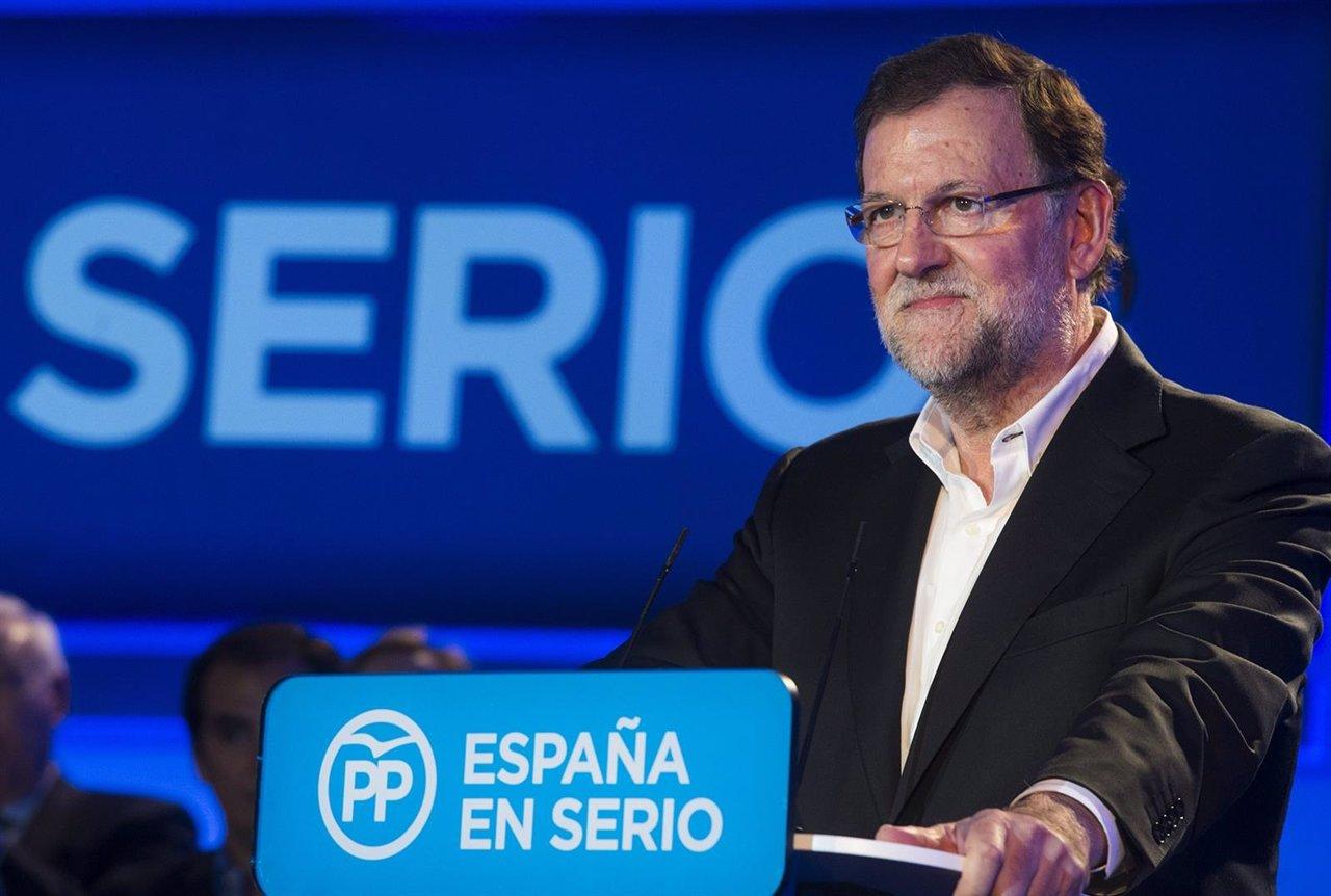 Mariajo Rajoy presenta cabezas de lista elecciones generales PP