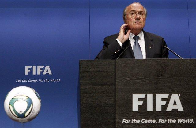 Blatter apela contra suspensão imposta pelo Comitê de Ética da Fifa