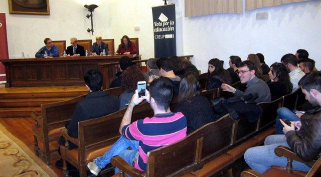 Asamblea General de la CREUP en Salamanca