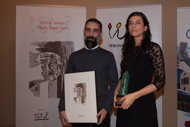 Los ganadores del Premio Tigre Juan