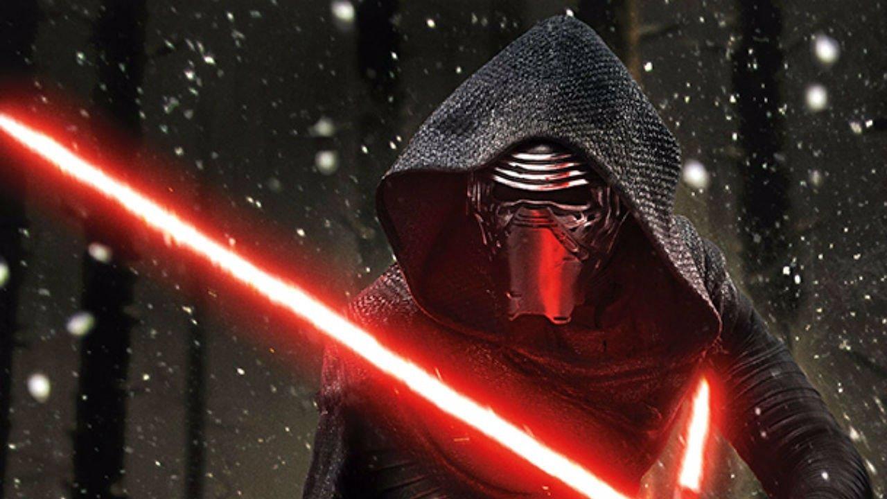 Kylo Ren en Star Wars