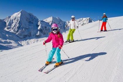 Esquí para niños: aprender a esquiar desde pequeños