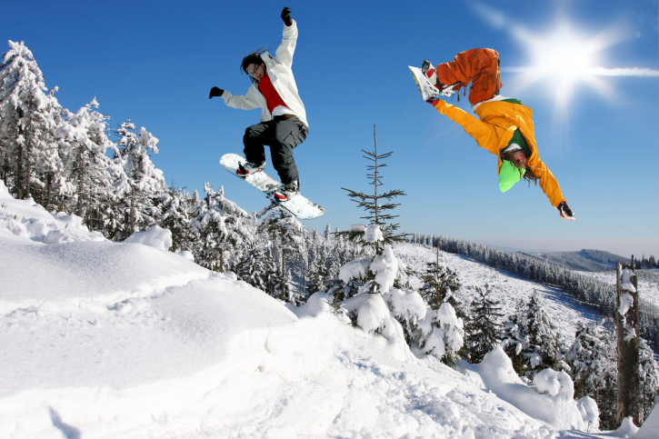 Tabla o snowboard