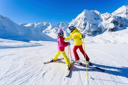 El esquí según la edad de los niños