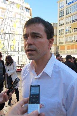 Andrés Herzog, candidato a la Presidencia por UPyD