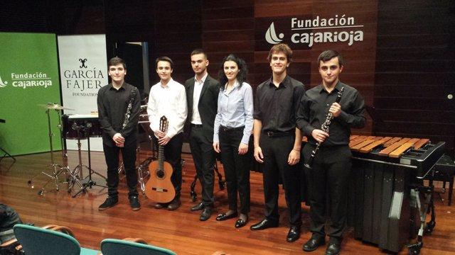 Marcos Marín Representará A La Rioja En La Final Nacional Del Certamen Intercent