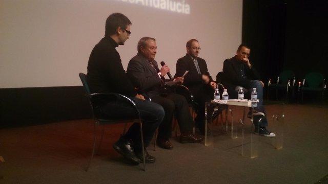 Presentación de libro de Salvador Gutiérrez Solís