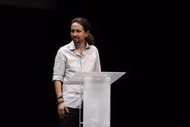 Pablo Iglesias canta de nuevo en televisión, esta vez una 'nana'