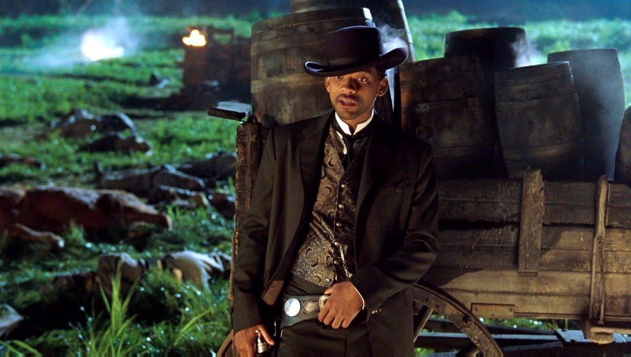 Will Smith en Wild Wild West