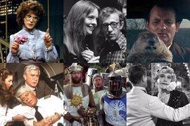 Guionistas eligen las 101 películas más divertidas de la historia