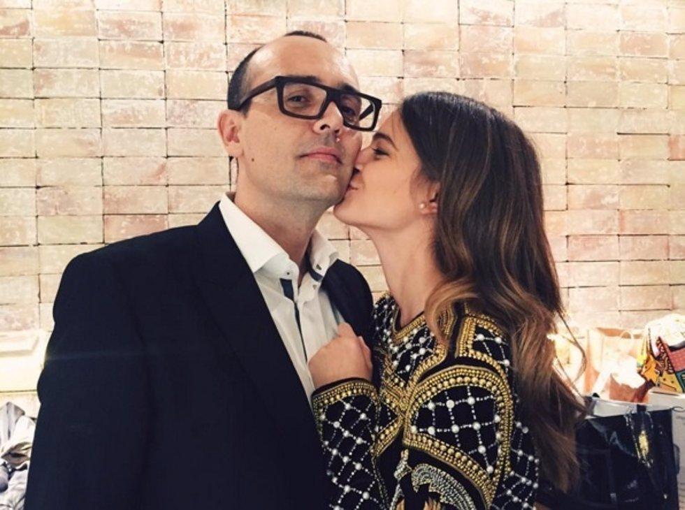 Risto Mejide recibe una tierna felicitación de su pareja, Laura Escanes