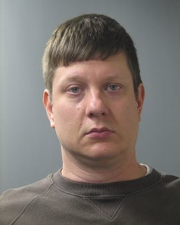 Chicago police officer Jason Van Dyke is seen in an undated picture released by