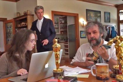 Peter Jackson se postula como director de Doctor Who en un genial vídeo