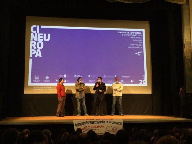 Frankenstein 04155 gana el premio del Festival Cineuropa