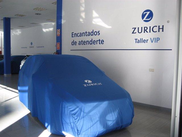 Inauguración de un taller VIP de Zurich Seguros en Madrid
