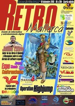 Cartel de la Retro Mallorca