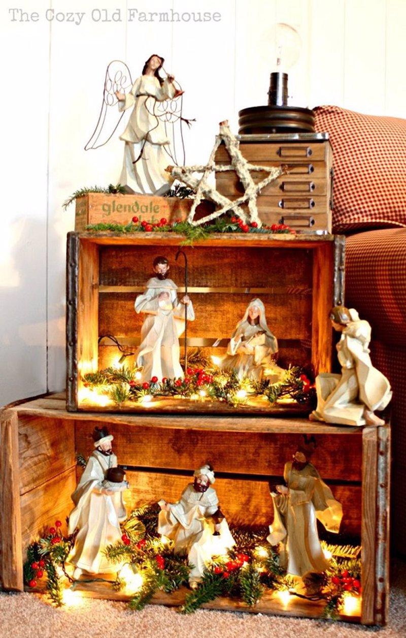 24 ideas de decoraci n diy para esta navidad 2015 - Adornos para navidad 2015 ...