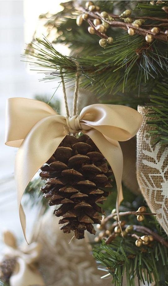 24 ideas de decoración DIY para esta Navidad 2015