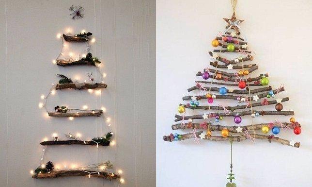 24 Ideas De Decoracion Diy Para Esta Navidad 2015 - Ideas-para-navidad