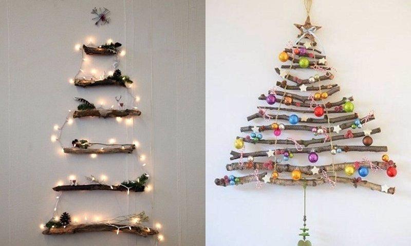 24 ideas de decoraci n diy para esta navidad 2015 - Ideas decoracion navidad manualidades ...