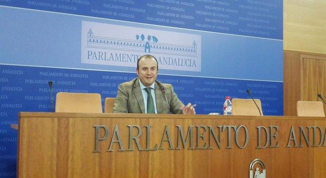 Julio Díaz, presidente de la comisión de investigación