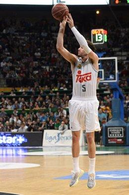 FIATC JOVENTUT - REAL MADRID, Rudy Fernandez.
