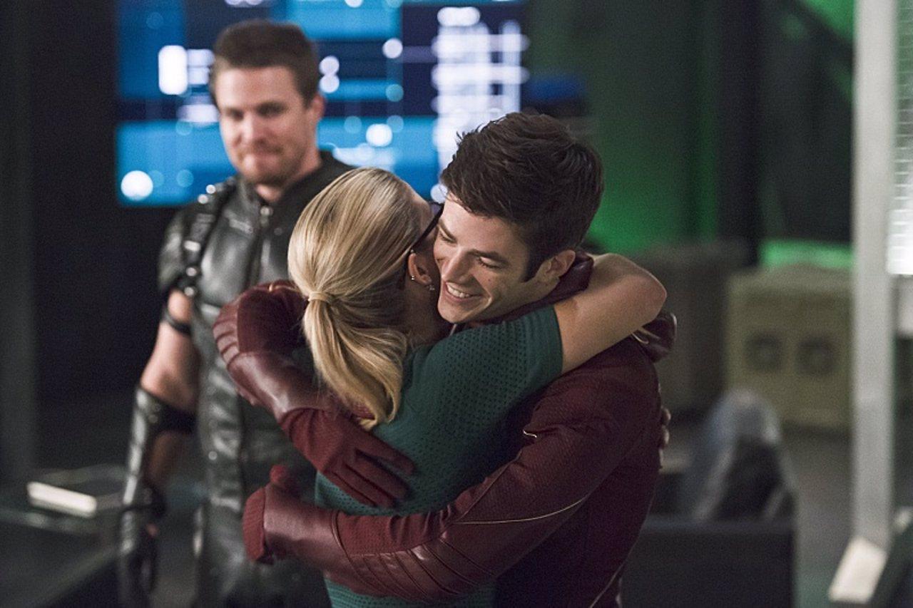 The Flash & Arrow
