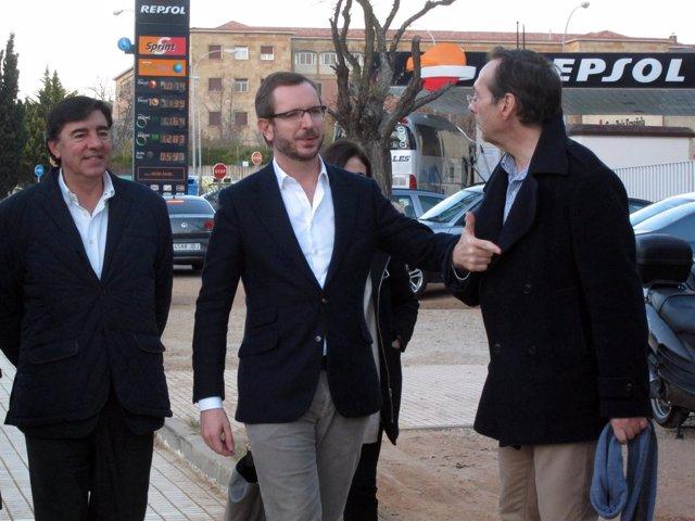 Maroto en Salamanca