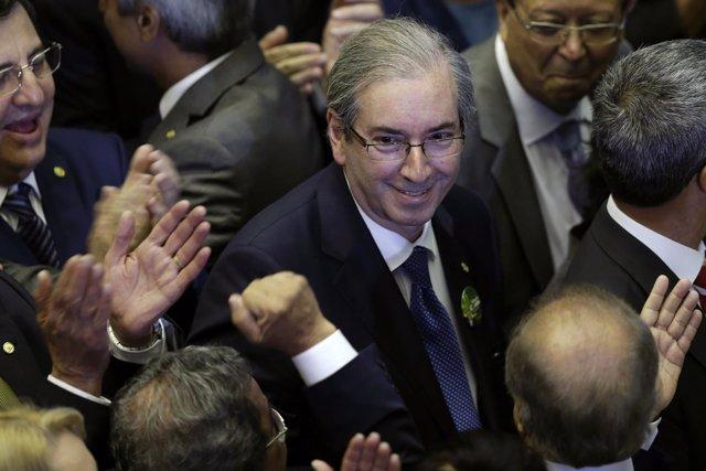 Deputy Eduardo Cunha