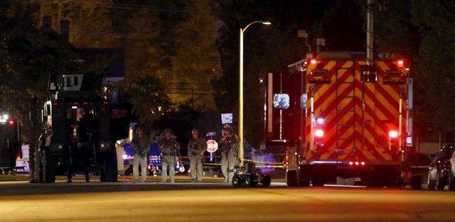 Matanza en San Bernardino