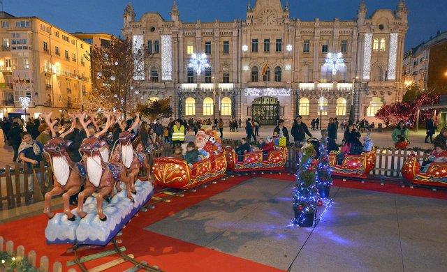 Atracciones Navideñas // Navidad