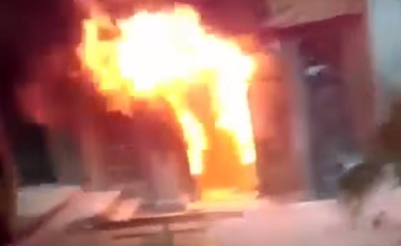 Explosión en un restaurante de El Cairo, Egipto