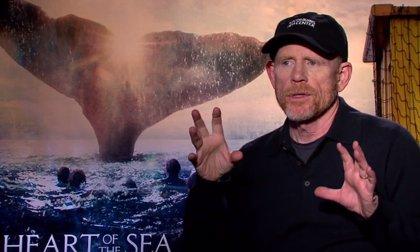 """Ron Howard, director de En el corazón del mar: """"Soy un gran superviviente"""""""