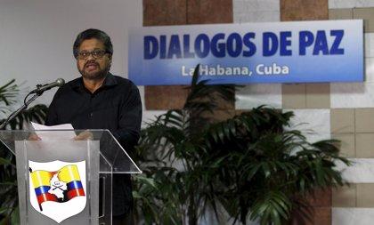 Las FARC rechazan la aprobación del plebiscito para refrendar los acuerdos de paz