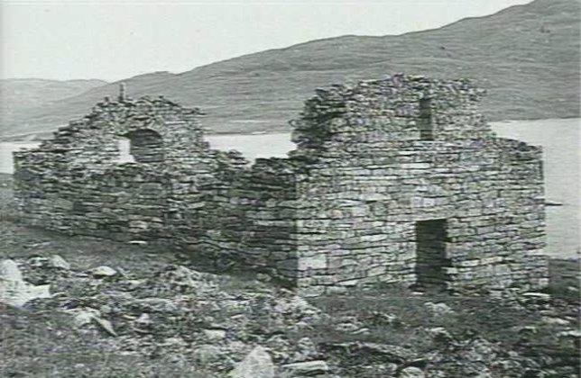 La iglesia de Hvalsey fue uno de los últimos edificios usados por los vikingos