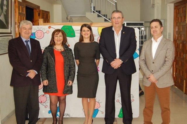 La Diputación recibe un galardón por su programa Paida de deporte adaptado.