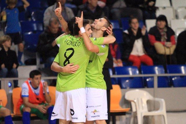 El Palma Futsal se mete en la Copa de España