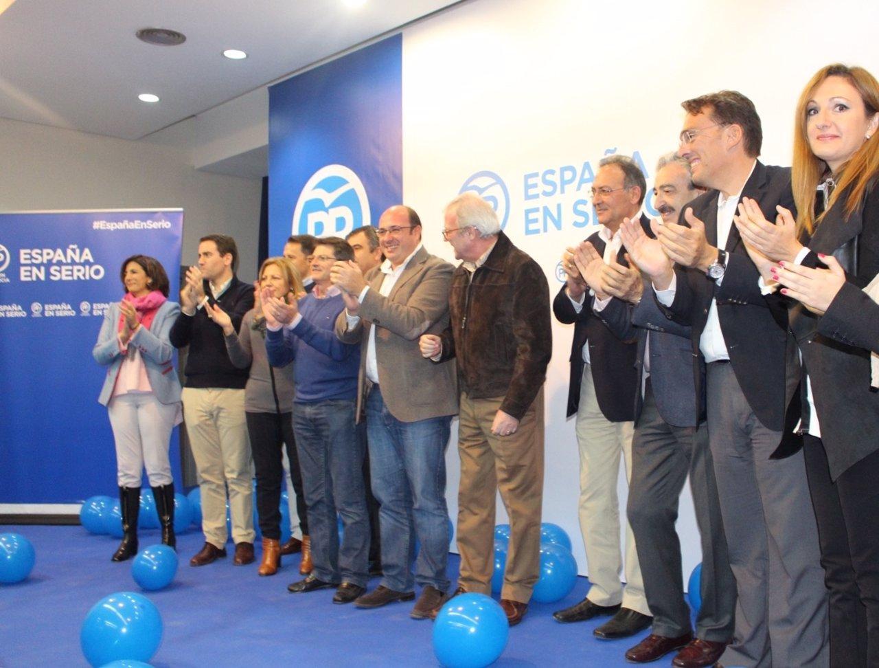Presentación del Programa Electoral