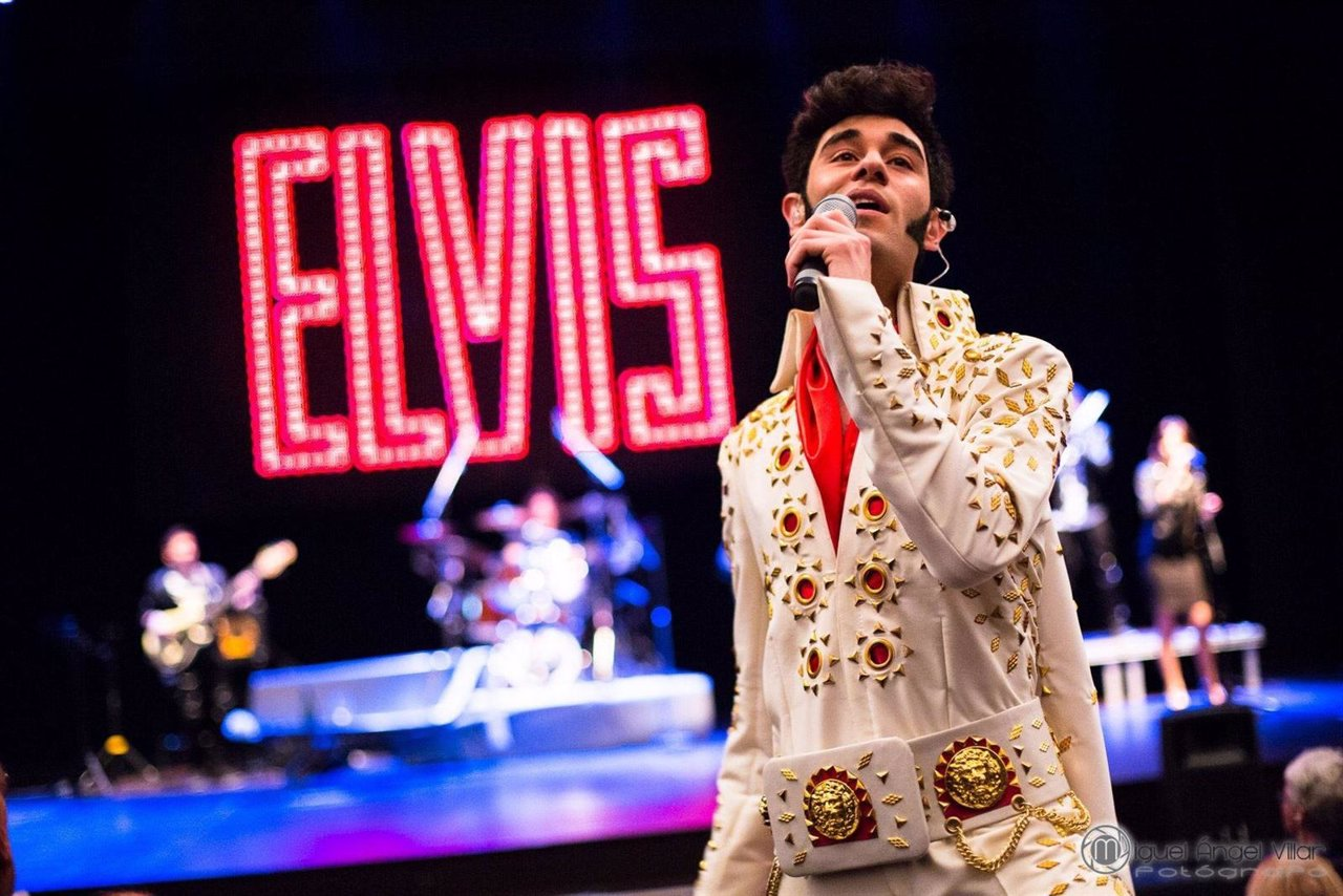 Homenaje a Elvis